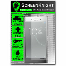 ScreenKnight Sony Xperia XZ Premium - SCREEN PROTECTOR - Military shield