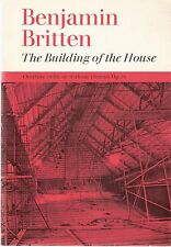 Benjamin Britten, The Building of the House Op. 79, Overture p/bk 1968