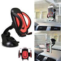 Red 360° Car Windscreen Dashboard Mount Holder For Sony Xperia XA2 XZ L2 Z5 L1