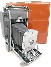 Polaroid Land Camera Model 150, Case, Filter Kit, Accessories