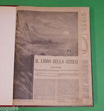La Bibbia - Biblioteca Classica Illustrata - Con Incisioni