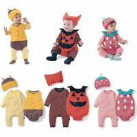 Baby Boy Girl Carnival Fancy Dress Party Costumes Outfit Clothes Props Cosplay