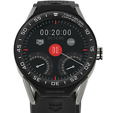 TAG Heuer Connected Modular 45 Smart Watch Black SBF8A8001.11FT6076 New Complete