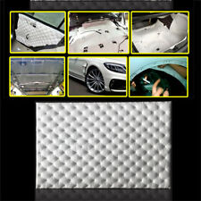 80*50cm Auto Car Sound Insulation Foam Sound Deadener Heat Shield Insulation Mat