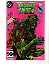 Swamp Thing #43 (1985, Dc) Vf+ Vol 2 Alan Moore Steve Bissette Stan Woch