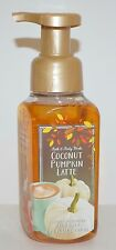 NEW BATH & BODY WORKS COCONUT PUMPKIN LATTE GENTLE FOAMING HAND SOAP WASH FOAM