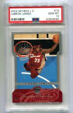 2004 Skybox L.E. Lebron James #19 PSA 10 GEM MINT