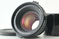 【Mint+++】 Nikon Nikkor H.C 75mm f/2.8 For Bronica EC S S2 Lens From Japan