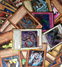 YUGIOH GOLD RARE BUNDLES 10 - 100 NEW & USED CARDS. RARE CARDS GUARANTEED!