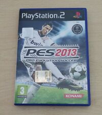 PES 2013 PRO EVOLUTION SOCCER 13 , PS2 ITALIANO PLAYSTATION 2 COMPLETO
