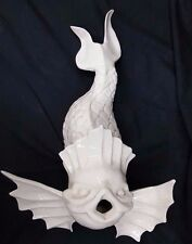 Ceramic Asian Bat House