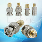 4Pcs BNC To SMA Type Male Female RF Connector Adapter Test Converter Kit Set