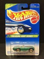 1994 Mattel Hot Wheels Treasure Hunt Classic Cobra Limited Edition -1/10,000 HTF