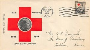 702 2c Red Cross, Cleveland Air Mail Society cachet in red & black [051121.1141]