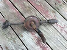Antique Millers Falls Hand Drill number 120 Cast Iron