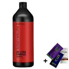 Matrix Total Result So Long Damage Shampoo with Ceramide for Repair 1000ml +GIFT