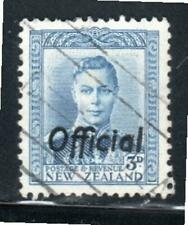 NEW ZEALAND STAMPS OFFICIAL  CANCELED USED     LOT 39179