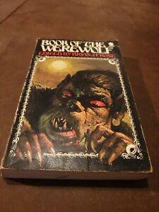 Book Of The Werewolf - Brian Frost - Sphere Paperback
