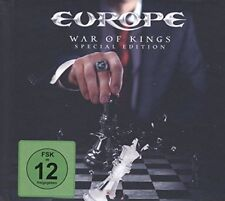 Europe - War of Kings (Special Edition) [CD]