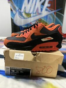 NIKE AIR MAX 90 PREMIUM 333888 800 DS Size 13