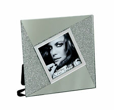 """Silver. 3"""" X 3"""" Picture Frame. Ideal Stocking Filler!!"""
