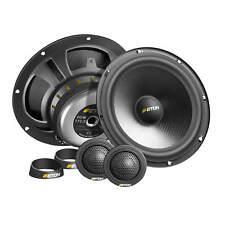 ETON POW 172.2 Compression 2-Wege Komponenten-Lautsprecher Auto-Boxen 165 mm