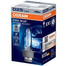 D2S NEUF OSRAM Xenarc COOL BLUE INTENSE 6000K Xenon AMPOULE LAMP ( single )
