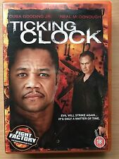 Cuba Gooding Jr TICKING CLOCK ~ 2010 Action Thriller | UK Fight Factory DVD