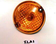 Jokon circular amber rear indicator lamp light for Elddis Compass caravan ILA1