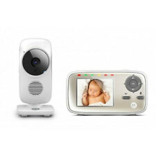 MOTOROLA MPB483 audio digitali wireless Baby Monitor Video Visione Notturna
