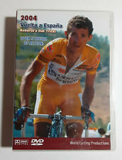 2004 Vuelta a Espana Dvd-World Cycling Productions-Approx. 300 minutes