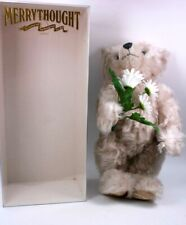 Vintage Merrythought Mohair Bear Visiting Day Ormond Street Hospital No52