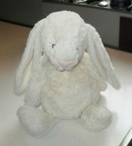 Jellycat  Gorgeous Bashful Beige Bunny Soft Toy 16 Inches Tall Retired J1116 VGC