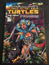 Teenage Mutant Ninja Turtles#8.5 Incredible Condition 8.5(1986) Cerebus App!!