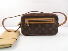US seller Authentic LOUIS VUITTON MONOGRAM POCHETTE CITE BAG PURSE GOOD LV