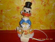 Dagobert Duck - Figur Leuchte - Kinderlampe - Lampe - Walt Disney Productions