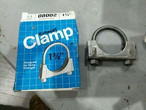 """Exhaust Clamp-1 3/4"""" Clamp 08002"""