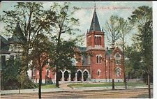 Early 1900's The First Presbyterian Church in Spartanburg, SC South Carolina PC