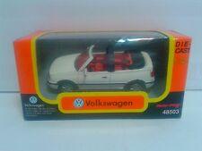 VW Volkswagen Golf Cabrio 1988 New Ray 48503 1/43 MIB OVP