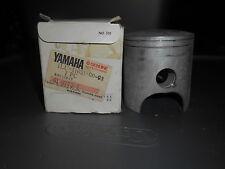 NOS Yamaha OEM Piston 1986 YZ250 YZ 250 1LU-11631-00-93 1LU-11631-01-93