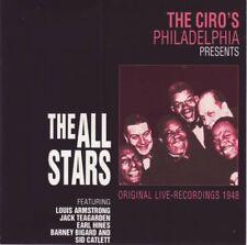 The All Stars-original Jazz Masters (CD)