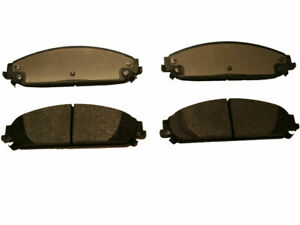 Front Performance Friction Brake Pad Set fits Dodge Magnum 2005-2006 29FHQW