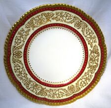 More details for cauldon burley & co chicago ruby gilded 10.1/2