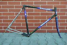 Vintage VGC - DIAMANT - featherlight butted cr-mo road bicycle frame 55 x 55 cm