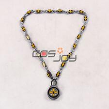 Rosario+Vampire Tsukune's Necklace Accessory Cosplay Prop -1554