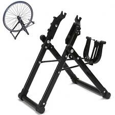 Cycling Bike Wheel Truing Stand Bicycle Wheel Maintenance Aluminum Alloy New