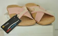 WOMEN's Spenco ROSE Pink Lingo Slide Size 7