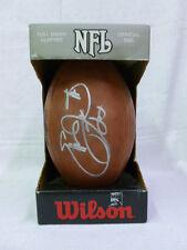 Emmitt Smith Signed Wilson Super Bowl XXVII Dallas Cowboys Football JSA K62073