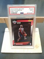 2019-20 Panini Instant Zion Williamson RC Rookie PSA 9 HOT INVEST NOW ***