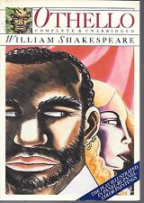 Othello Complete & Unabridged Illustrated by Oscar Zarate PB 1983 Workman
